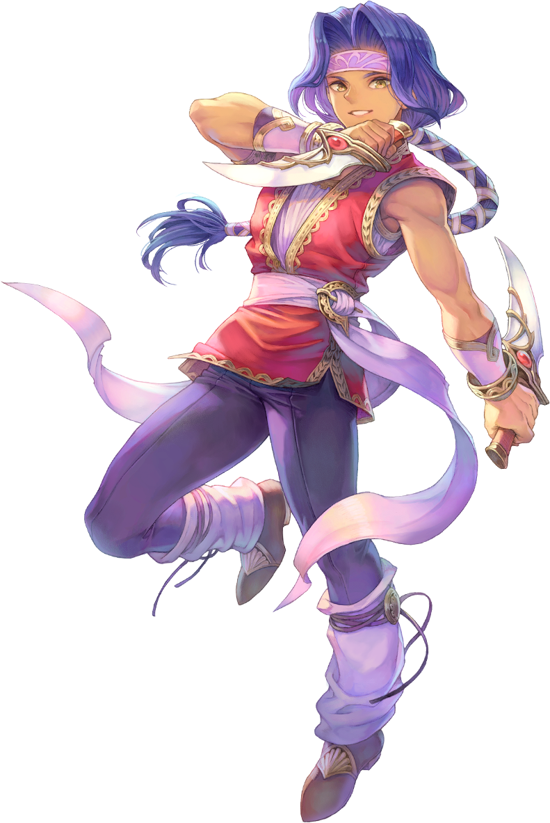 Hawkeye (Trials of Mana)