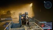 Noctis Operate Machine Gun