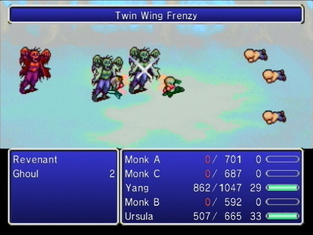 Twin Wing Frenzy