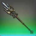Ao Oni Halberd from Final Fantasy XIV icon