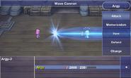 FFD Wave Cannon - Argy-2