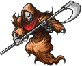 FFV Grim Reaper Sprite iOS