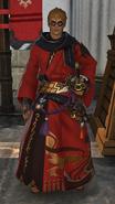FFXIV Wandering Samurai