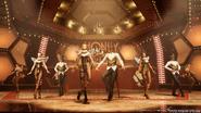 Honeybee Inn Stage from FFVII Remake