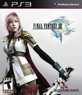 North America PS3 boxart