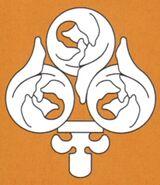 Treno Knight Family Crest FFIX Art