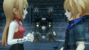 WoFF Underground Prison magitek armor attack