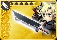 DFFOO Buster Sword NT Ver. (VII)