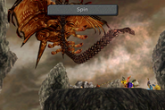 Deathguise uses Spin from FFIX Remastered