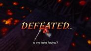 Dissidia 012 defeated