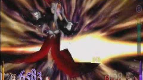Dissidia Final Fantasy - Ultimecia's EX Burst