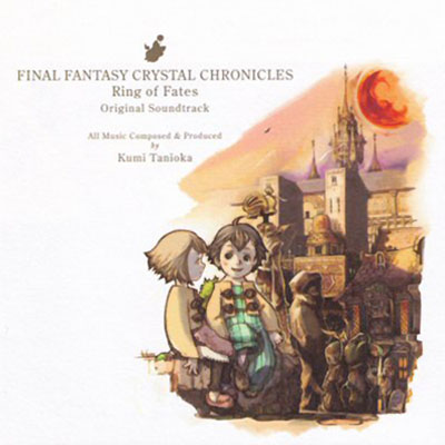 Final Fantasy Crystal Chronicles: Ring of Fates Original Soundtrack