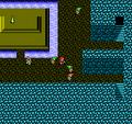 FFIII NES Dwarf Cave
