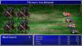 FFII PSP Game Over