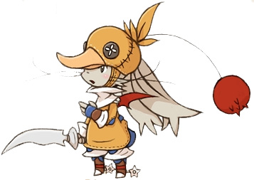 Chocobo Knight (Tactics A2)