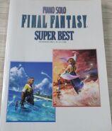 Final Fantasy Super Best X