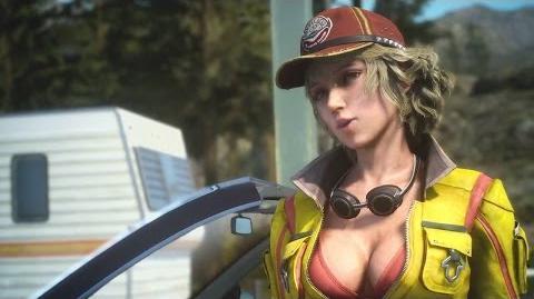 Final Fantasy XV - Demo Trailer