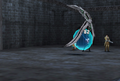 Gayla physical attack from FFVIII Remastered