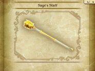 Sages StaffBS