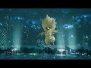 Chocoflare - Chocobo Chick summon sequence - Final Fantasy VII Remake