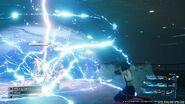 Electroburst from FFVII Remake