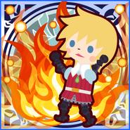 FFAB Flame Burst - Ingus Legend SSR+