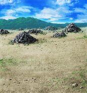 FFBE Rock Pile Hill BG