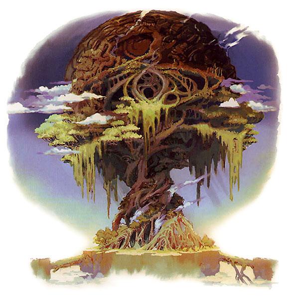 Iifa Tree (Final Fantasy IX)