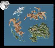 FFIX Overworld Map PC
