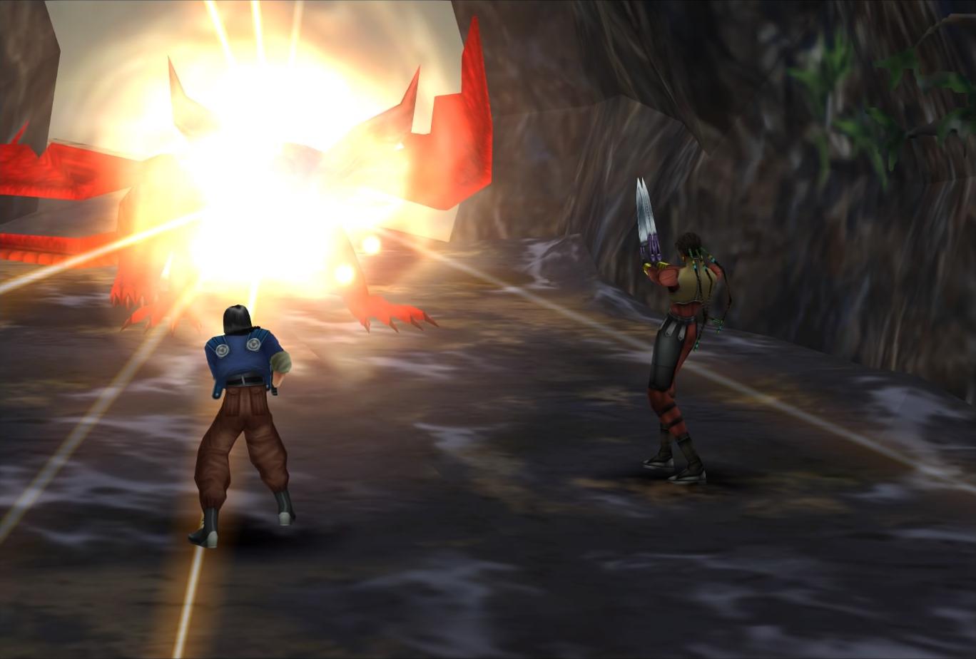 Flare (Final Fantasy VIII)