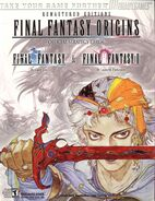 Final Fantasy Origins Official Strategy Guide