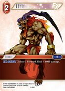 Ifrit 2-002C from FFTCG Opus