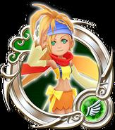 KHUX Rikku 4★ Medal