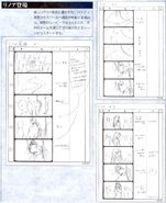 Rinoa Entrance FMV Storyboard