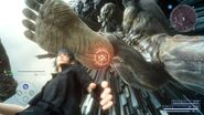 Titan trample Noctis E3 2016