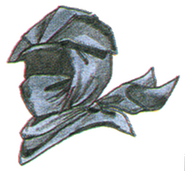 Black Cowl FFIII Art