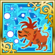 FFAB Stardust Ray - Red XIII SR+