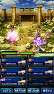 FFBE Confuse FFT