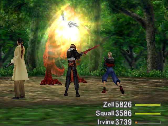 Zombie (Final Fantasy VIII)