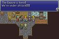 FFVI GBA Battle for the frozen esper 2