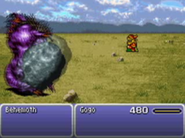FFVI Punishing Meteor