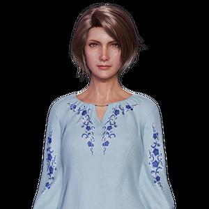 Jessie's mother from FFVII Remake render.png