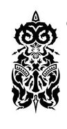 Belias Glyph Art