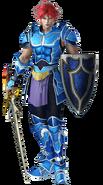 DFFNT Guerriero della luce costume 6