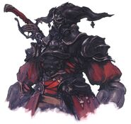 Gaius van Baelsar FFXIV Art 2