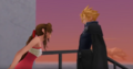 KH2 CloudandAerith