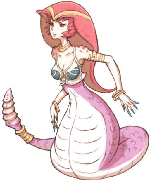 Lamia (Revenant Wings)