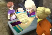Cecilia gives birth to cecil ffiv ios