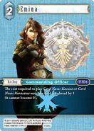 Emina 3-025C from FFTCG Opus