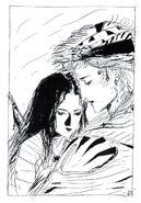FFII Novelisation Amano Illustration 4